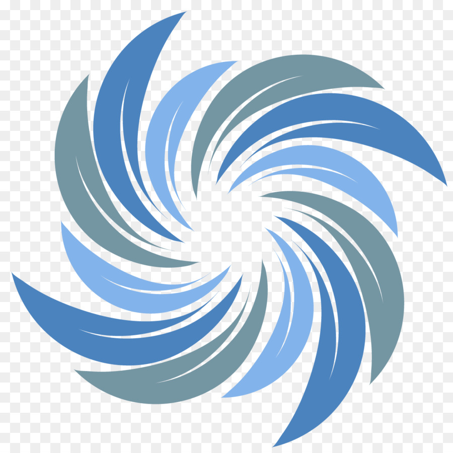900x900 Espiral De Logotipo De Vector De Onda