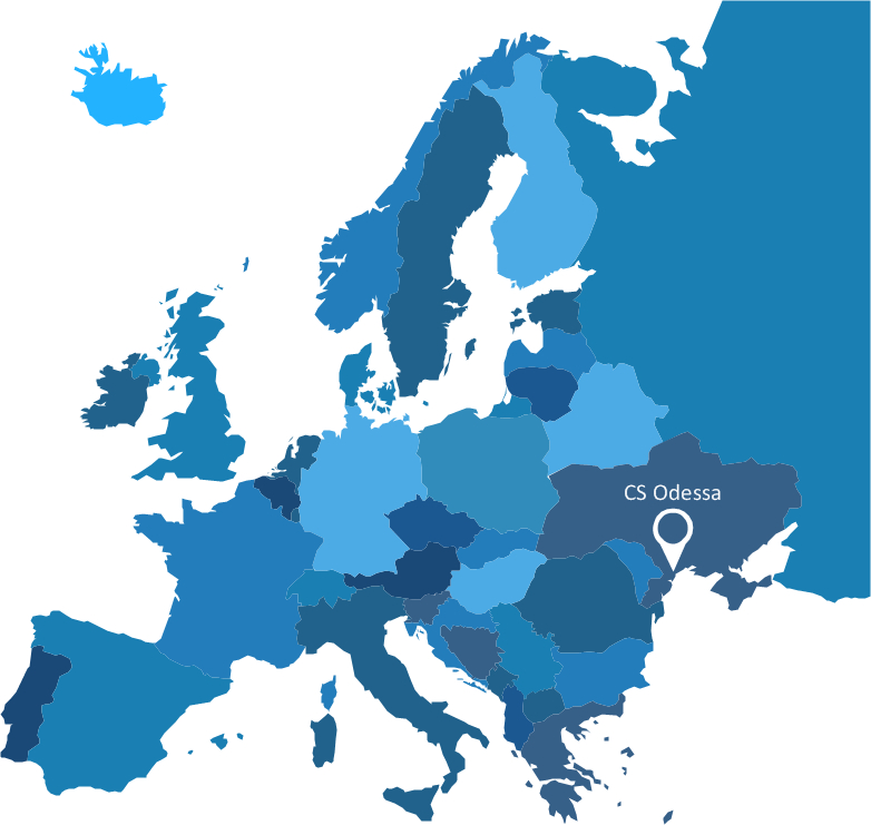 782x741 Europe Map Vector Free Download Free Powerpoint Europe Map