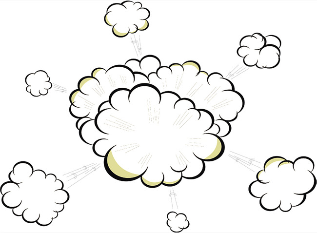 650x478 Smoke Vector Material, Smoke, Exhaust, Exhaust Png And Vector For