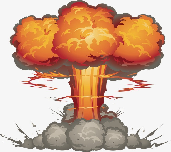 650x579 Explosion, Explosion Vector Png And Vector For Free Download