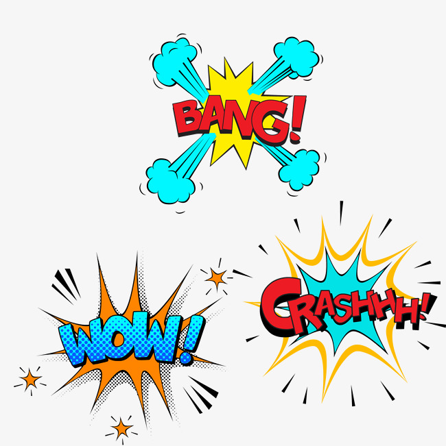 650x651 Explosion Vector, Bang Png And Vector For Free Download