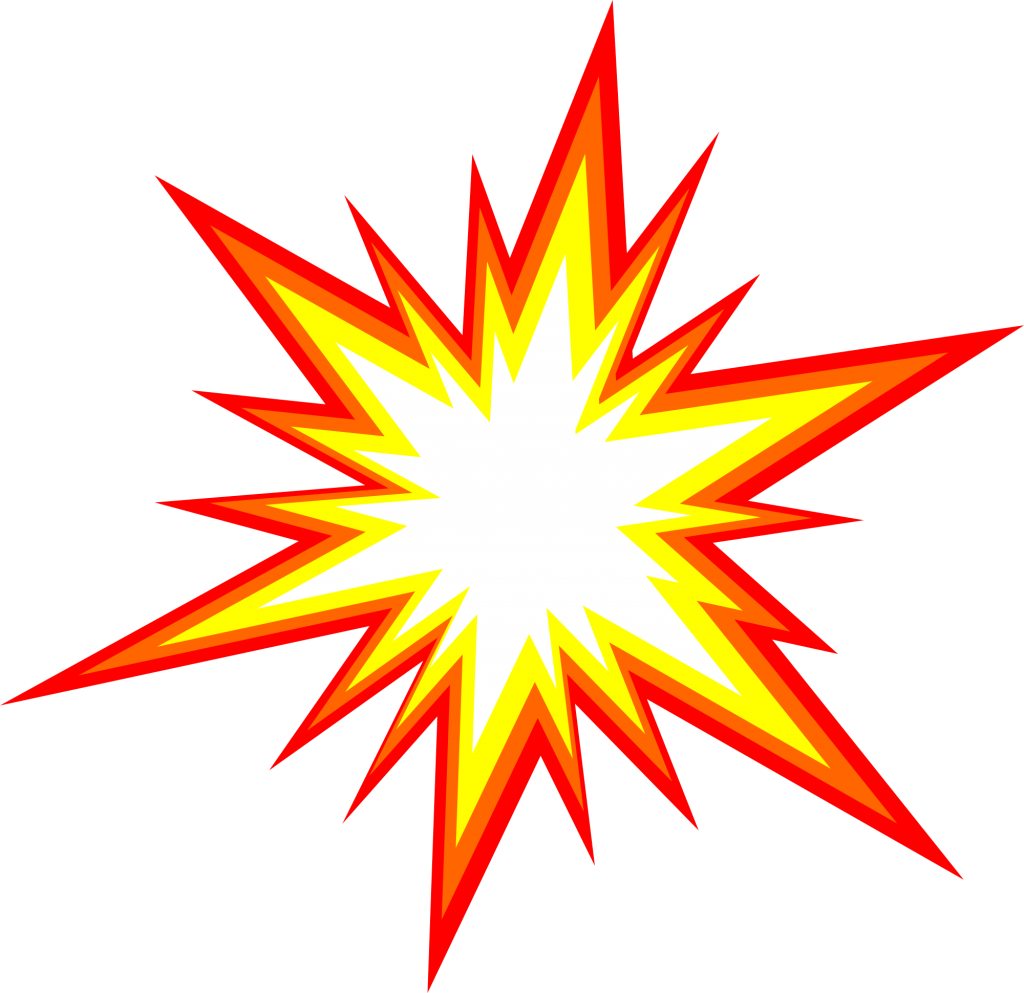 1024x993 Collection Of Free Explosion Vector Background. Download On Ubisafe