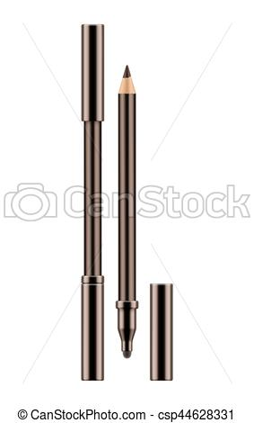283x470 Realistic Double Pencil Or Eyeliner. Double Pencil For Eyes And