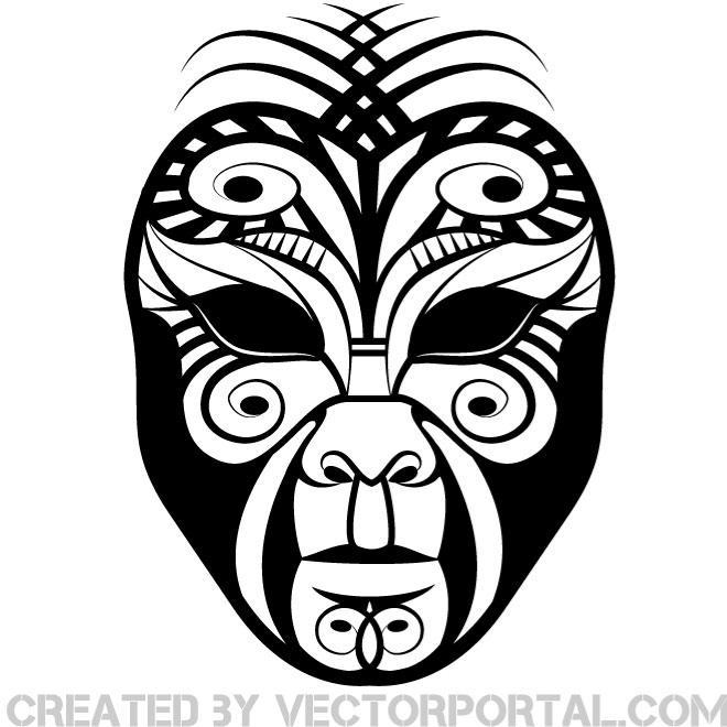 660x660 Face Mask Graphics Free Vector 123freevectors
