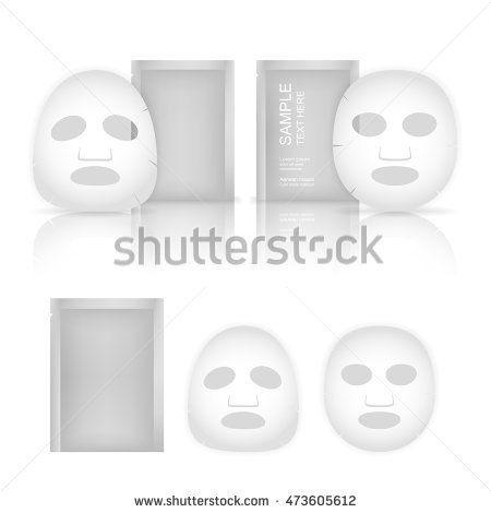 450x470 Face Mask Stock Vectors, Images Amp Vector Art Shutterstock