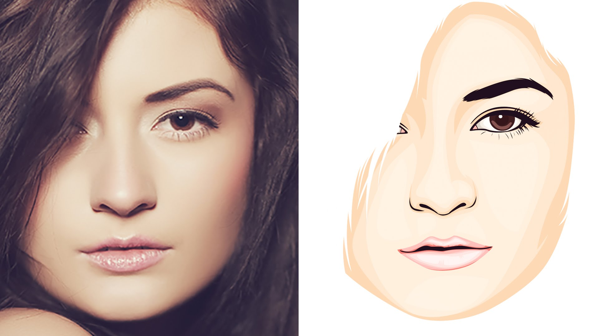 1920x1080 Tutorial Vector Face In Photoshop Cc 2015