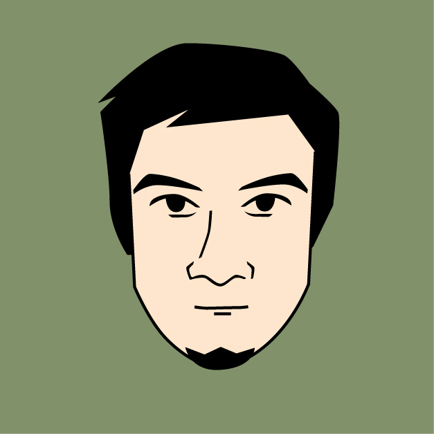 627x627 Vector Face By Xsun N