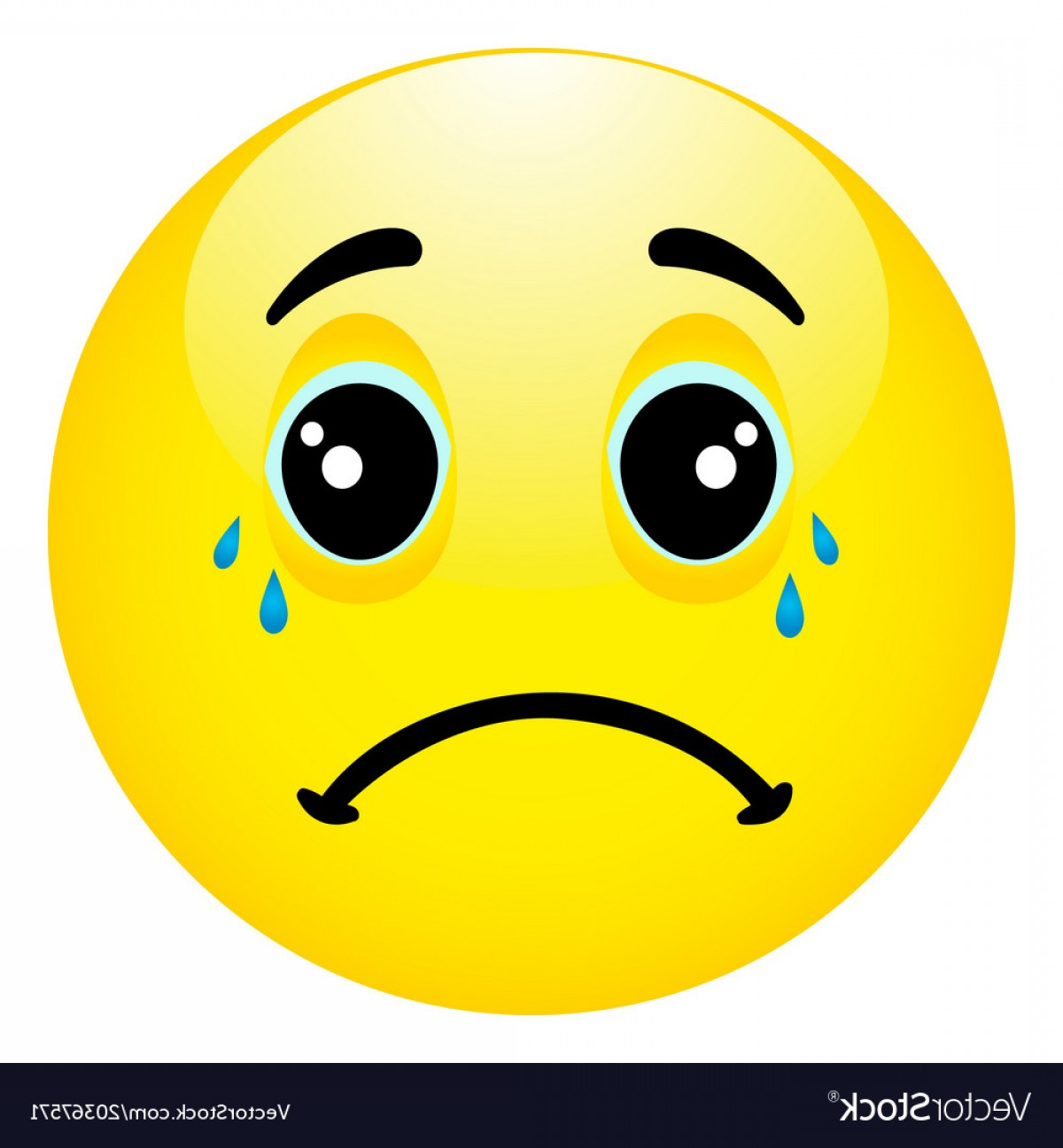 1200x1296 Depressed And Sad Emoticon With Hands On Face Vector Rongholland