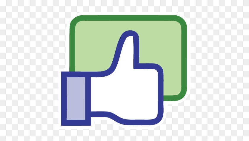 840x478 Facebook Like Button Vector Free Download