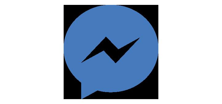 722x341 Facebook Messenger Vector Logo