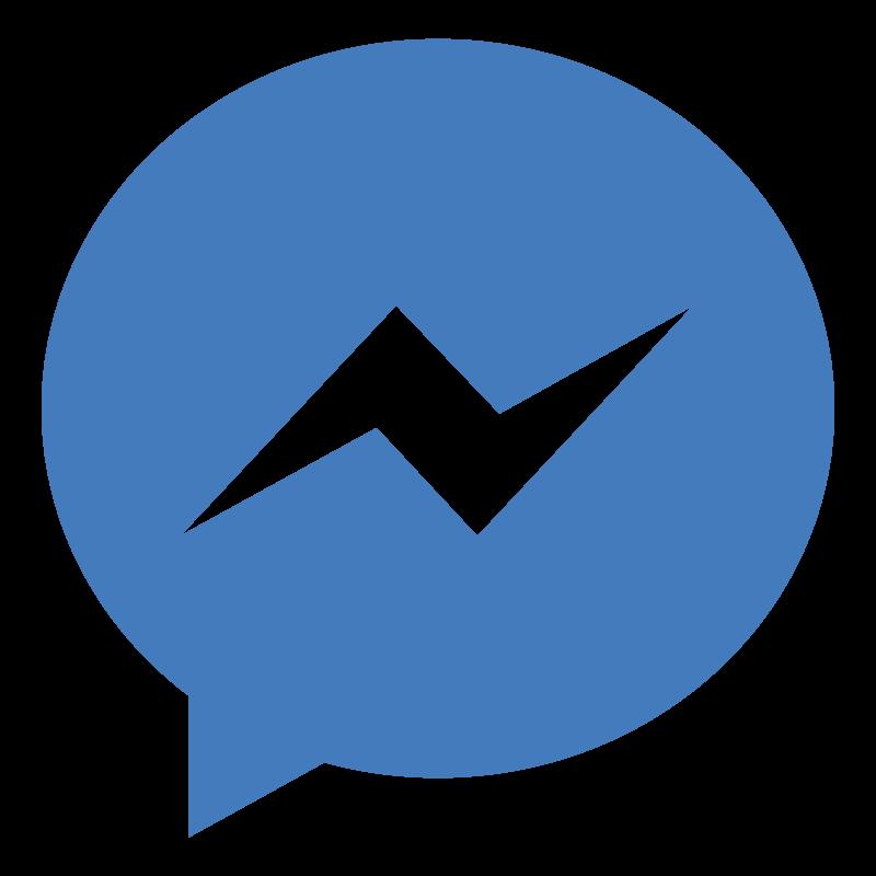 800x800 Facebook Messenger Vector Logo Logo