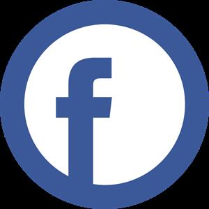 300x300 Facebook Circle Logo Vector (.svg) Free Download