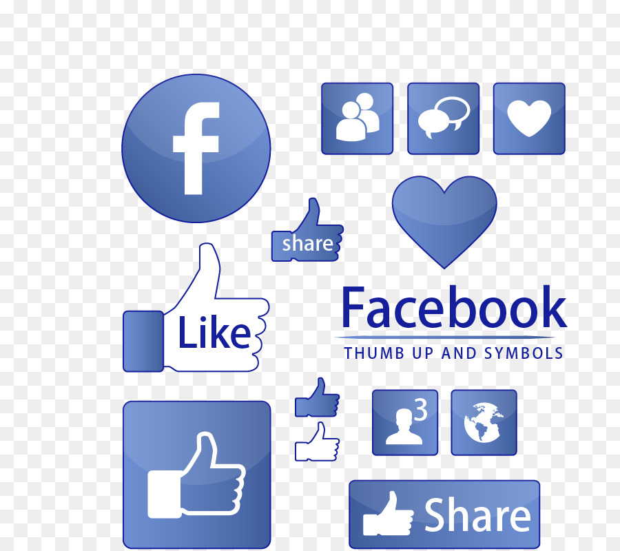 900x800 Facebook Like Button Symbol Icon