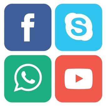 338x338 Facebook Vector Clip Free Download
