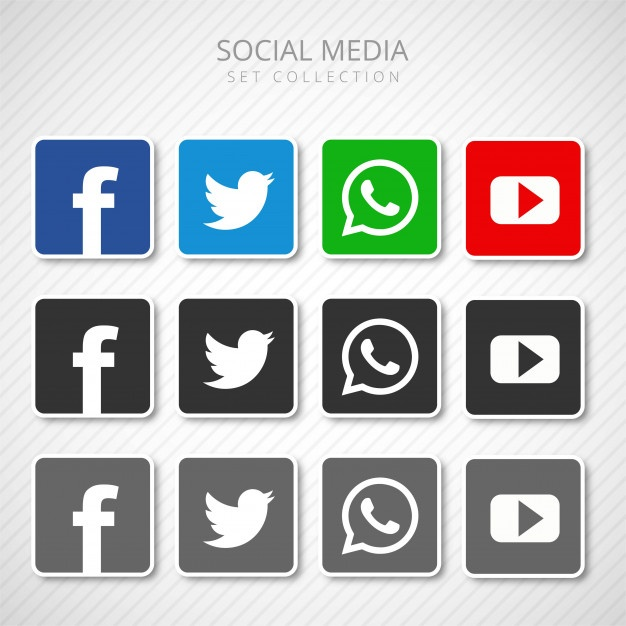 626x626 Black And White Facebook Icon Vectors, Photos And Psd Files Free