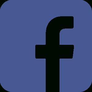 300x300 Facebook Icon Vector Png