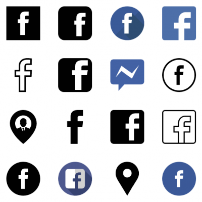400x400 Facebook Logos Vector (Eps, Ai, Cdr, Svg) Free Download