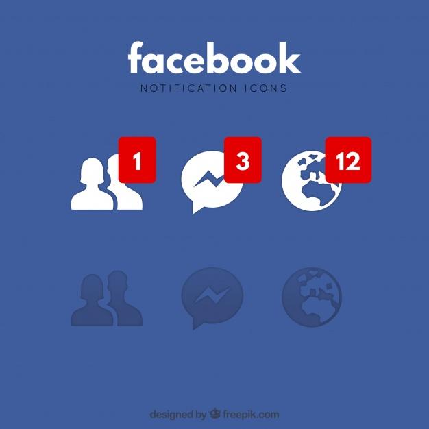 626x626 Facebook Logo Icon Vector