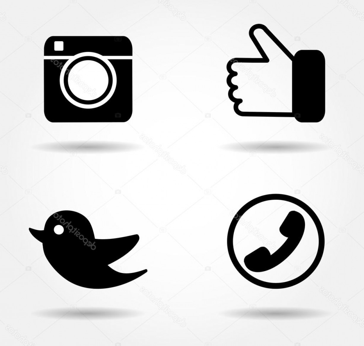 1227x1166 Download Facebook Icon Vector Logo Lazttweet