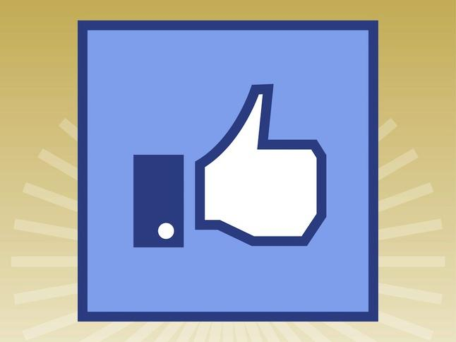 646x484 Facebook Like Icon Vector Free Vector Download In .ai, .eps
