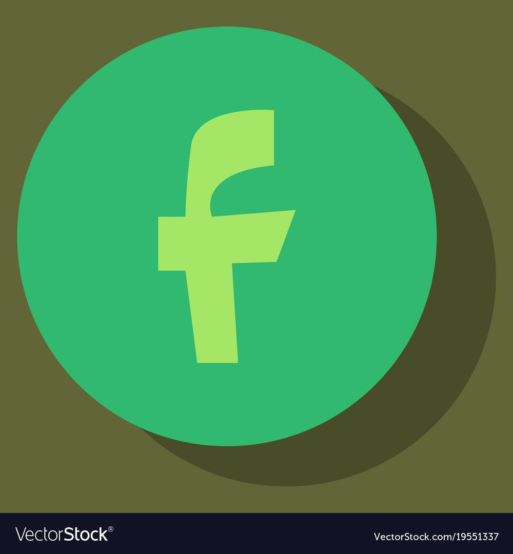 1000x1080 Free Facebook Icon Vector Circle 347223 Download Facebook Icon