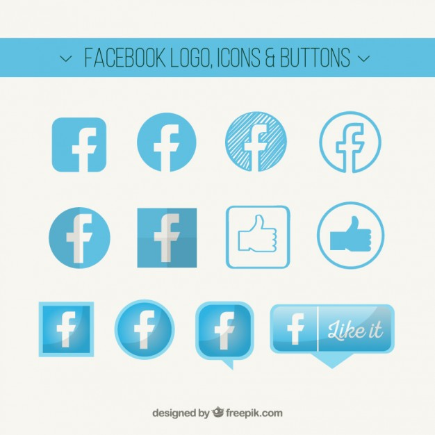 626x626 Facebook Logo, Icons And Buttons Free Icon Packs Ui Download