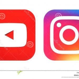300x300 Stock Illustration Instagram Facebook Youtube Twitter Icon Arenawp