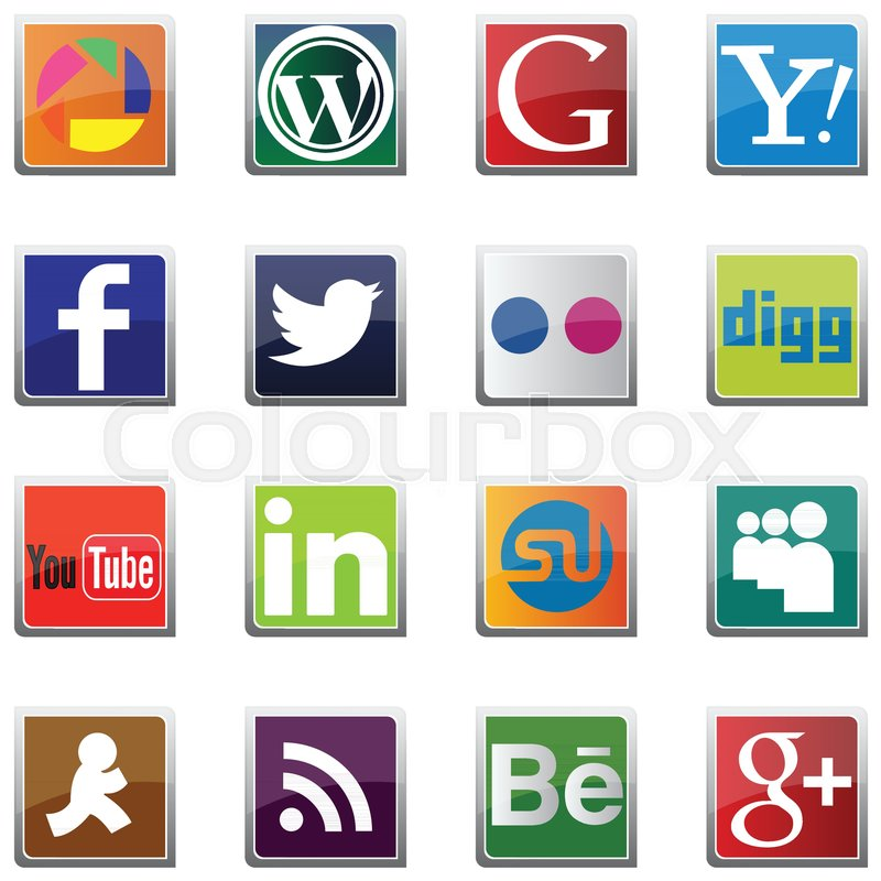 800x800 Media, Icons, Set, Social, Icon, Black, Elements, Facebook