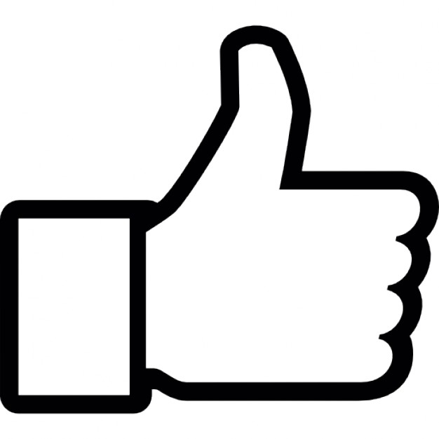 626x626 Free Like Facebook Icon 134264 Download Like Facebook Icon
