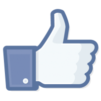 204x204 Free Download Of Facebook Like Icon Vector Logo