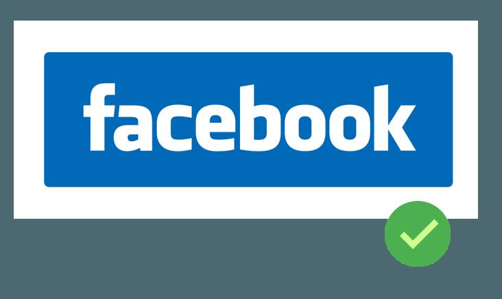 732x436 Facebook Facebook Logo Design Vector Png Free Download