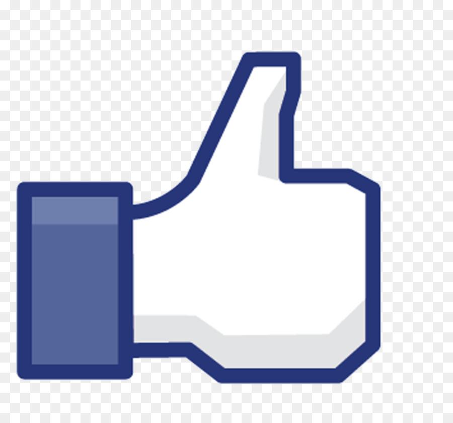 900x840 Facebook Like Button Clip Art