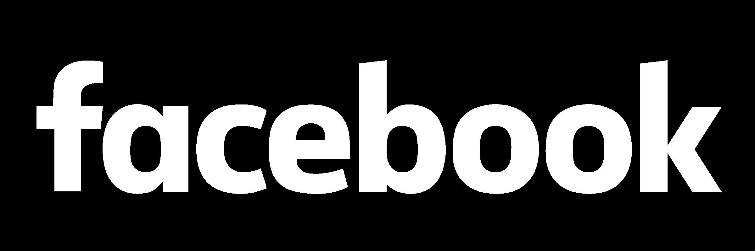 Facebook Logo Black Vector