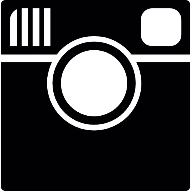 626x626 Instagramm Clipart Black And White