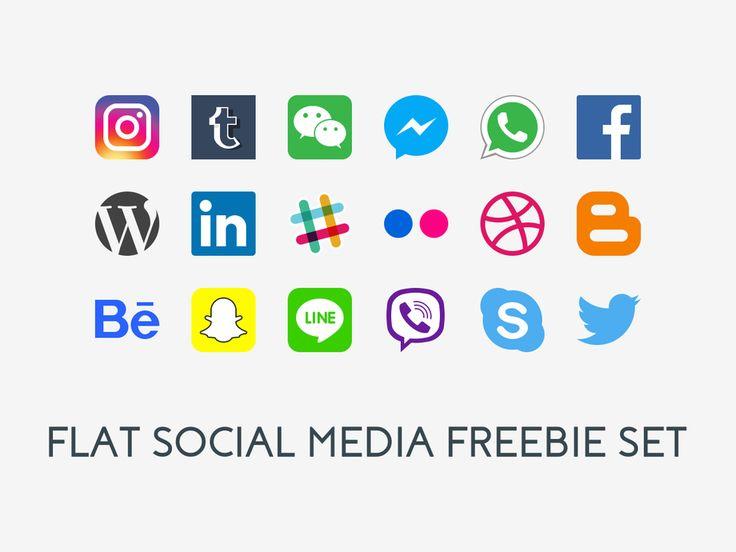 736x552 Twitter Icons Vector Free Instagram Vector
