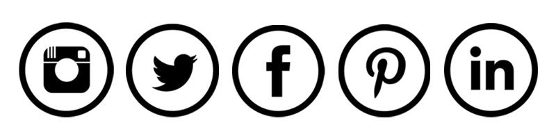 800x200 Logo Facebook Instagram Twitter Vector