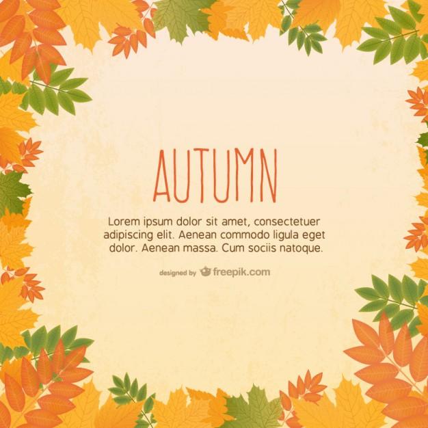 626x626 Autumn Background Vectors Download Free Vector Art