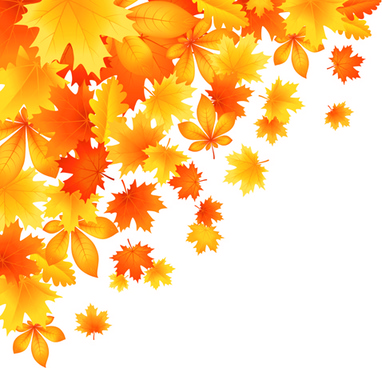 382x368 Free Vector Autumn Leaves Free Vector Download (4,281 Free Vector