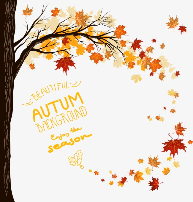 650x679 Vector Autumn Trees, Autumn Trees, Trees, Tree Png And Vector For