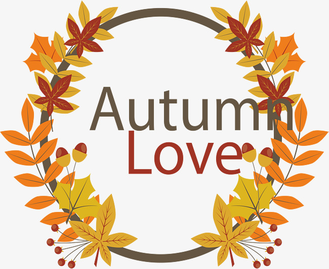 650x533 I Love Fall, Vector Png, Autumn Png And Vector For Free Download