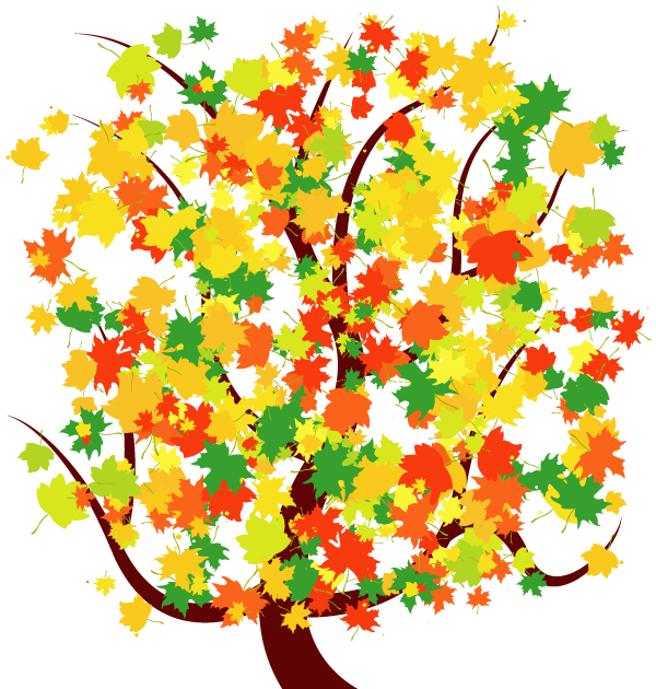 Fall Vector Art