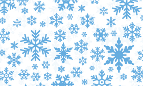 280x170 Collection Of Free Falling Snowflake Clipart High Quality