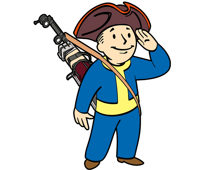 680x567 Collection Of Free Fallout Drawing Minutemen. Download On Ubisafe
