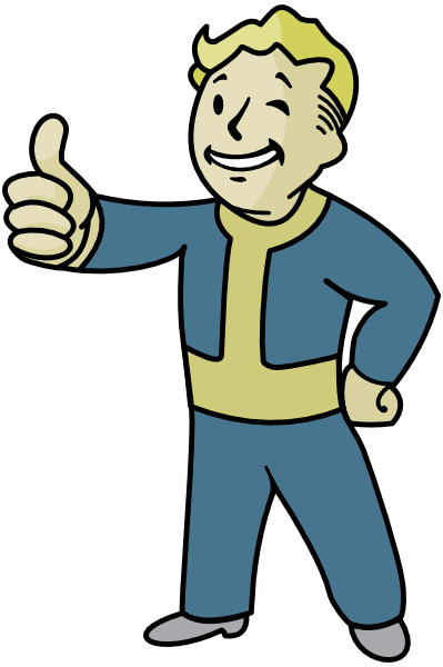 399x600 Fallout Pipboy Vector Graphic For Free Use Have Fun.