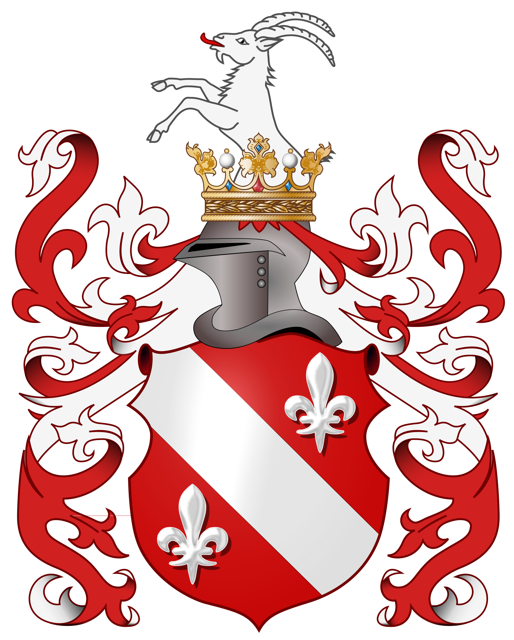 Family Crest Vector