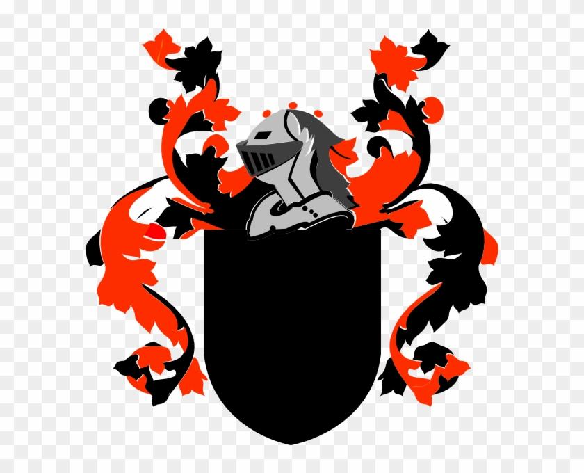 840x680 Family Crest Clip Art