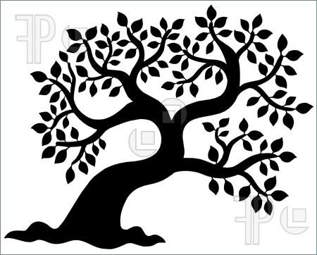 450x362 Silhouette2 Misc. Projects Stenciling, Ornament
