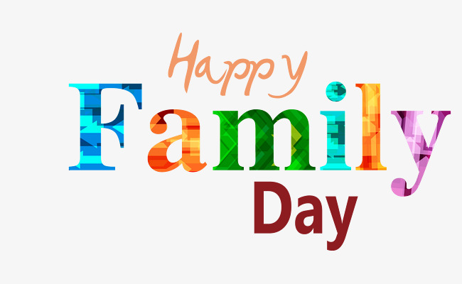 650x400 Vector Family Wordart, Family Holiday, Family Reunion, Family