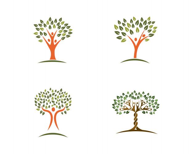 626x500 Logos. Family Tree Logos Family Tree Logo Design Template Vector