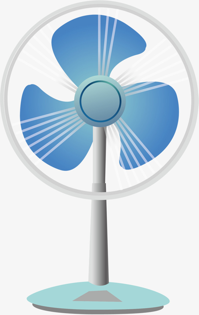 650x1026 Fan Png Vector Element, Fan Vector, Summer, Electronic Png And
